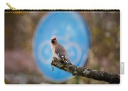 The Bird Without A Bike Carry-all Pouch