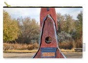 The Birdhouse Kingdom - Clark's Nutcracker Carry-all Pouch