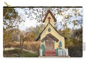 The Birdhouse Kingdom - Lazuli Bunting Carry-all Pouch