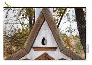 The Birdhouse Kingdom - Steller's Jay Carry-all Pouch