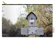 The Birdhouse Kingdom - The Loggerhead Shrike Carry-all Pouch