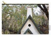 The Birdhouse Kingdom - The Pileated Woodpecker Carry-all Pouch