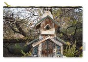 The Birdhouse Kingdom - The Red Crossbill Carry-all Pouch