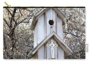 The Birdhouse Kingdom - The Western Wood-pewkk Carry-all Pouch