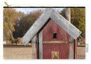 The Birdhouse Kingdom - Western Bluebird Carry-all Pouch