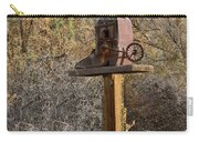 The Birdhouse Kingdom - Cowbird Home Carry-all Pouch
