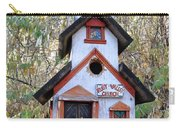 The Birdhouse Kingdom -the Pygmy Nuthatch Carry-all Pouch