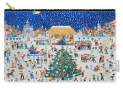 The Birth Of Christ Carry-all Pouch