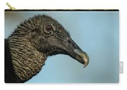 The Black-headed Buzzard Carry-all Pouch