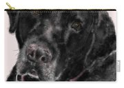 The Black Lab Sweetheart Carry-all Pouch