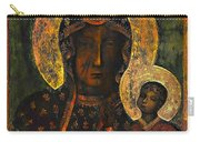 The Black Madonna Carry-all Pouch