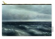 The Black Sea Carry-all Pouch