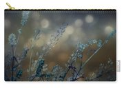 The Bling Of Blue Carry-all Pouch