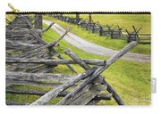 The Bloody Lane At Antietam Carry-all Pouch