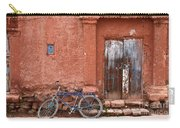 The Blue Bicycle Carry-all Pouch