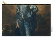 The Blue Boy, C.1770 Carry-all Pouch