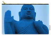 The Blue Budda Carry-all Pouch