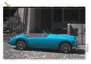 The Blue Car Carry-all Pouch
