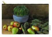 The Blue Clay Pot Carry-all Pouch