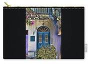 The Blue Door-santorini Carry-all Pouch
