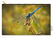 The Blue Dragonfly  Carry-all Pouch