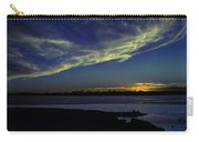 The Blue Hour Sunset Carry-all Pouch