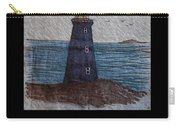The Blue Lighthouse Carry-all Pouch
