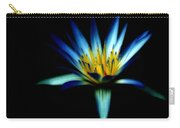 The Blue Lotus Of Egypt Carry-all Pouch