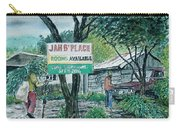 The Blue Mountains Of Jamaica Carry-all Pouch