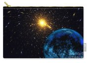 The Blue Planet Carry-all Pouch