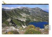 The Blue Vasilashko Lake Pirin National Park Bulgaria  Carry-all Pouch