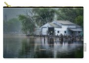 The Boathouse Carry-all Pouch by Bill Wakeley