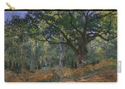 The Bodmer Oak Carry-all Pouch