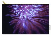 The Bombs Bursting In Air Carry-all Pouch by Robert ONeil
