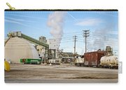 The Borax Plant And Locomotive Carry-all Pouch