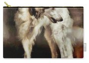 The Borzoi Uturn Carry-all Pouch