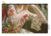 The Bouquet Carry-all Pouch by Albert Raudnitz