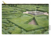 The Boxwood Garden At Chateau Villandry Carry-all Pouch