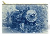 The Brakeman - Vintage Carry-all Pouch by Robert Frederick