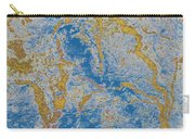 The Breakup Of Pangaea Carry-all Pouch