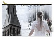 The Bride Of Christ Carry-all Pouch