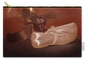 The Bridesmaid's Shoes Carry-all Pouch by Terri Waters