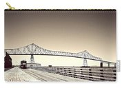 The Bridge At Astoria Carry-all Pouch