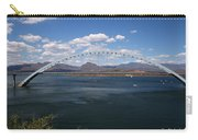 The Bridge At Roosevelt Lake Carry-all Pouch