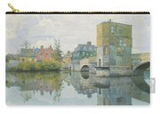 The Bridge At Saint Ives Carry-all Pouch