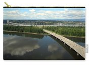 Oregon Bridge From Above Carry-all Pouch