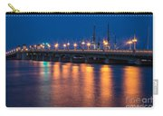 The Bridge Of Lions St. Augustine Florida Carry-all Pouch