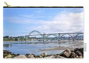 The Bridge To Old Town Carry-all Pouch
