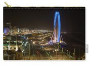 The Brighton Wheel At Night Carry-all Pouch