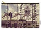 The Brighton Wheel Carry-all Pouch